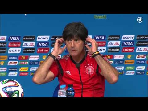 Joachim Löw, USA Pre-Match Press Conference, 25.06.2014