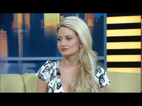 Holly Madison With The Real Dirt On Life In The Playboy Mansion