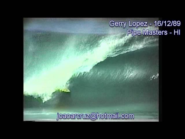 ◙ Gerry Lopez ◙ 12/16/89 ◙ by joaoarcruz ◙
