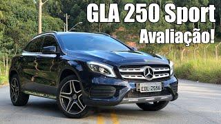 Mercedes GLA 250 Sport avaliação - Falando de Carro