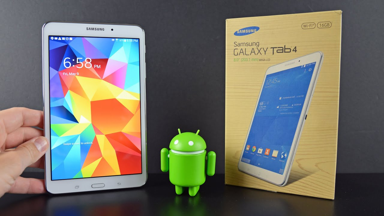 samsung galaxy tab 4 8 0 unboxing review youtube. Black Bedroom Furniture Sets. Home Design Ideas