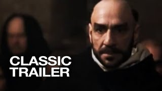 The Name of the Rose Official Trailer #1 - Sean Connery Movie (1986) HD