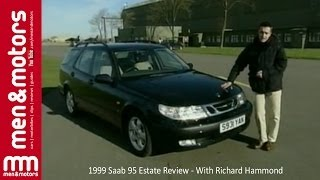 1999 Saab 95 Estate Review - With Richard Hammond