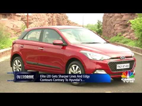 2015 Hyundai Elite i20 - First Drive Review (India)