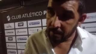 Habla Platense - Fernando Ruiz - Platense 2 vs Deportivo Español 0