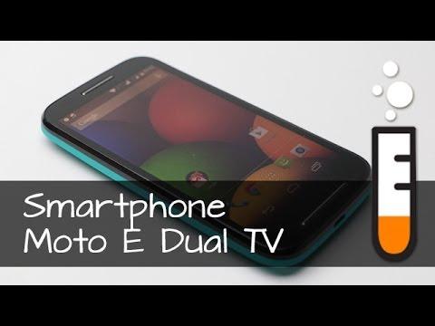 Moto E XT1025 Motorola Smartphone - Vídeo Review