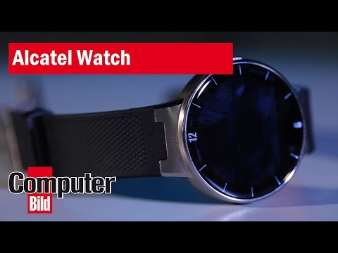 Ausprobiert: Alcatel OneTouch Watch