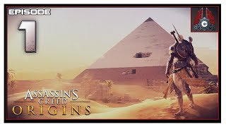 Let's Play Assassin's Creed Origins With CohhCarnage - Episode 1