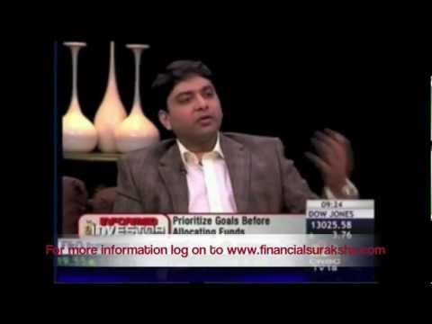Informed Investor - How Celebs plan their investments? - CFP Hardhvardhan Roongta - 30/11/2012