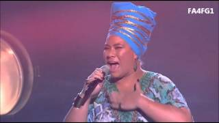 Angel Tupai: I Wanna Know What Love Is - The X Factor Australia 2012 - Live Show 5, TOP 8