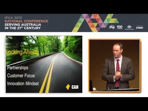 A Better Public Service: Moving beyond the status quo -- Innovation in the Public Service