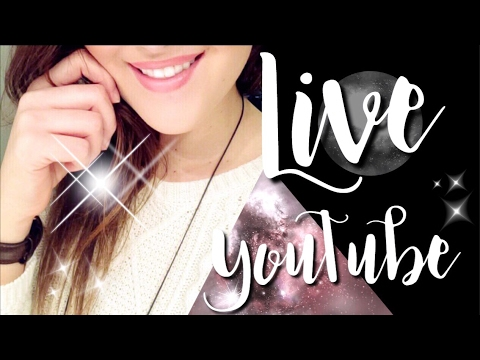 ASMR LIVE YouTube + Instagram • Recette SLIME • Favoris • Sons Déclencheurs • Intense Triggers