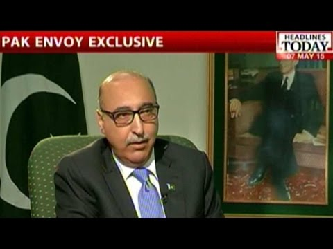Exclusive: Pak Envoy Abdul Basit On Political Dialogue With India