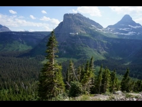 Glacier National Park-Going to The Sun Road