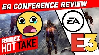 EA Play E3 2018 Conference Review! - Hot Take Game News