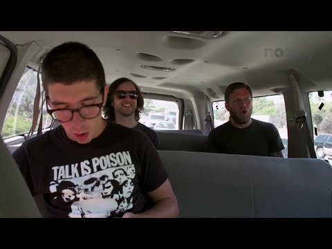 Touche Amore on Public Nudity, Burritos and Milking - Sound Off! - Ep. 1
