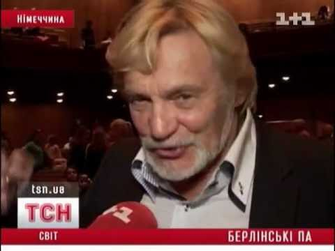 Tanzolymp 2012. Ukrainian News 1+1. Tanzbrücke Hamburg