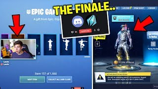 *FINALE* JENSENSNOW Reveals Who AntiSnow Really Is.. (Fortnite)