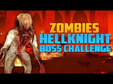 HELLKNIGHT BOSS ★ Left 4 Dead 2 (L4D2 Zombie Games)