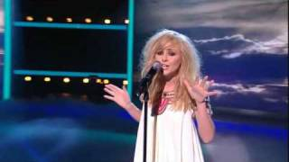 The X Factor - Week 1 Act 8 - Diana Vickers |