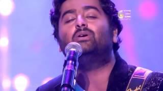Arijit Singh Full Soulful Performance at GIMA Awards 2016  LIVE AT PEACE