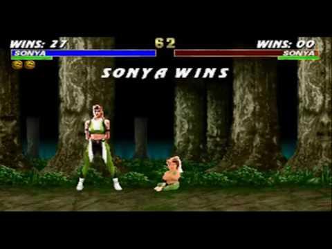 mortal kombat legacy wiki. Mortal Kombat Trilogy - Sonya