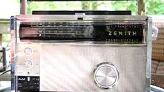 1968 Zenith Transoceanic 3000