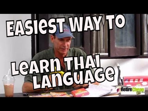 JC&#039;s Easiest Way to Learn Thai Language