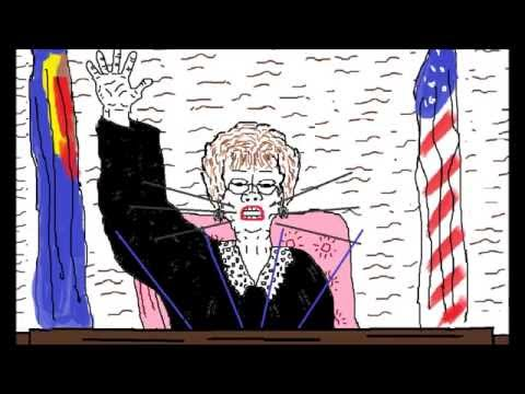Judge Judy hears Gordon Ramsay vs Anne Robinson