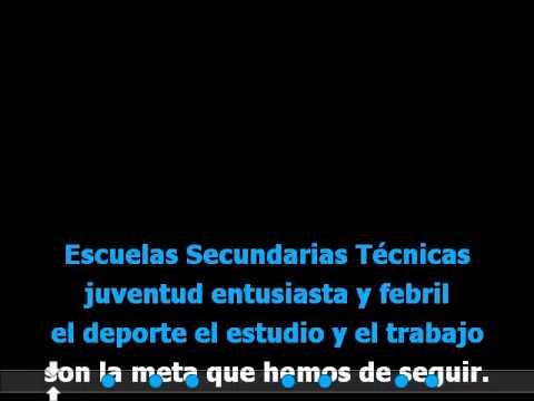 historia de las secundarias tecnica: