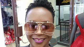 The American girl. Kansiime Anne. African comedy.