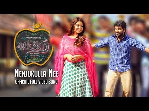 Nenjukulle Nee - Vadacurry | Full Video Song | Jai, Swathi Reddy, RJ Balaji