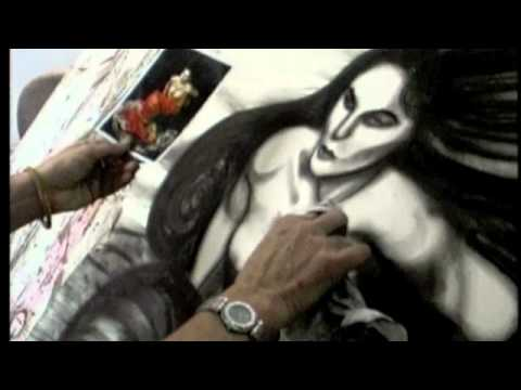 """... De Musee Body As Art - for Playboy's """"Sexcetra"""" TV show - YouTube: http://www.youtube.com/watch?v=70FvzCrHXLc"""