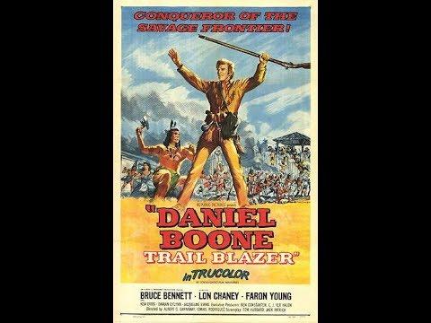 Дэниел Бун, первопроходец / Daniel Boone, Trail Blazer - фильм приключенческий вестерн