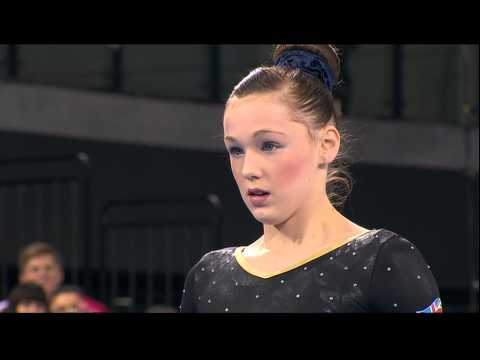 Rebecca Tunney (GBR) Vault