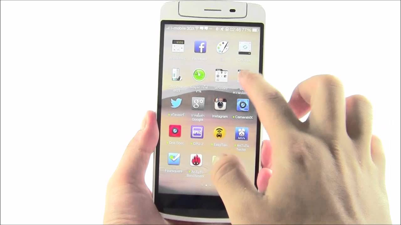 review oppo n1 th   youtube