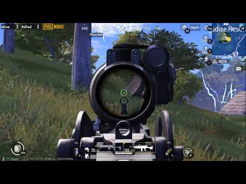 ||PUBG|| Solo match last 2 player kill...|sanhok amazing match|  winner winner chiken dinner