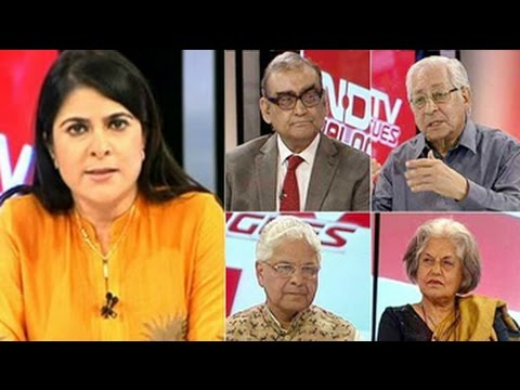 The NDTV Dialogues - Judicial accountability