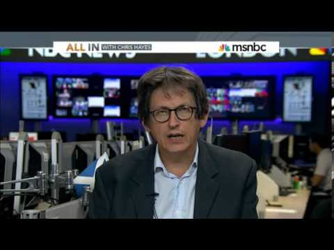 Guardian Editor In Chief on UK Demand to Destroy Snowden Files, Vows to Continue Publishing