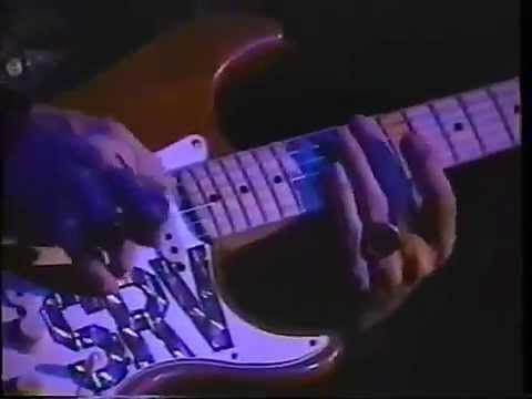 Stevie Ray Vaughan Riviera Paradise Live In Amarillo Texas