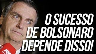 O sucesso do governo Bolsonaro só depende de uma coisa | por Kim Kataguiri