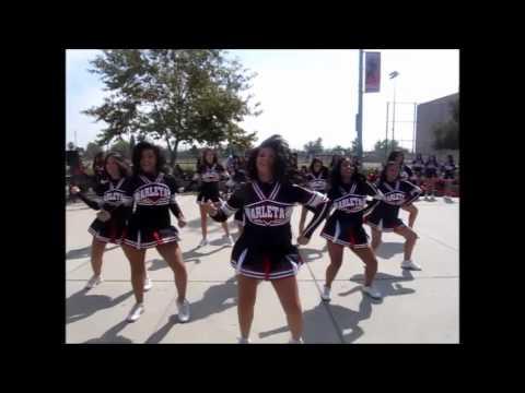 Arleta High School Dance Team Arleta High School jv Cheer