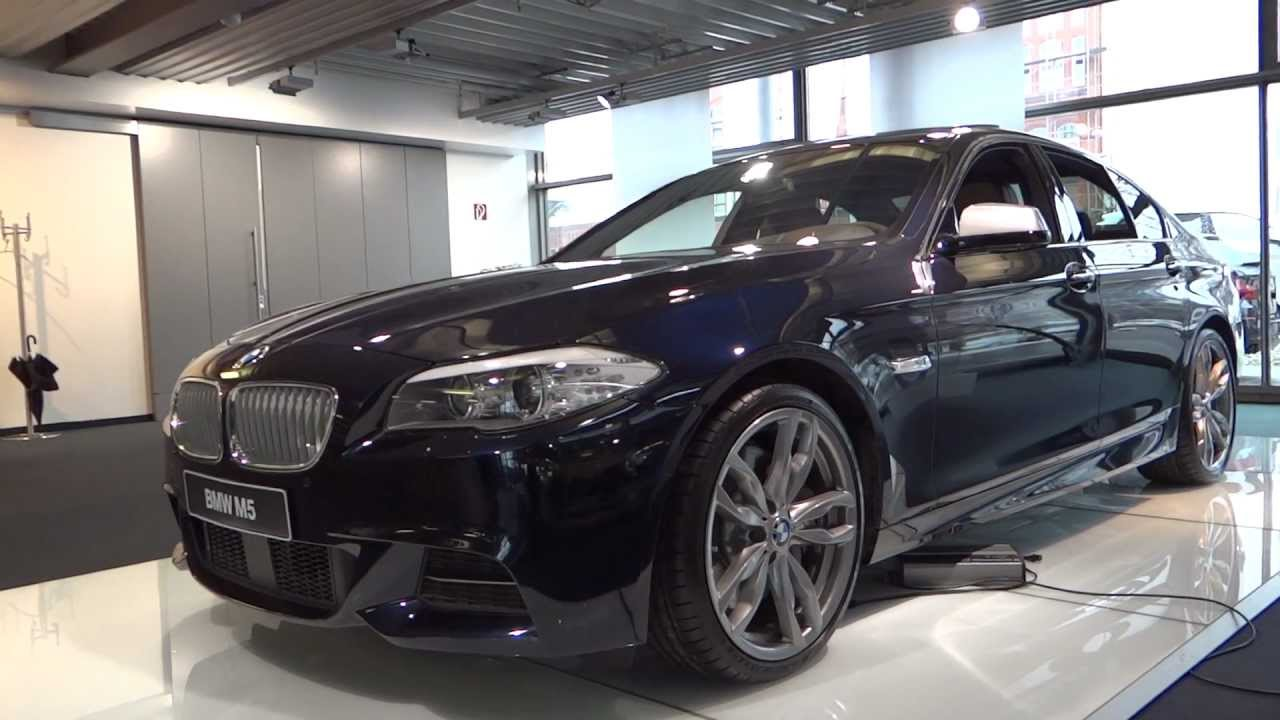 All New Bmw M5 550d F10 Biturbo Youtube