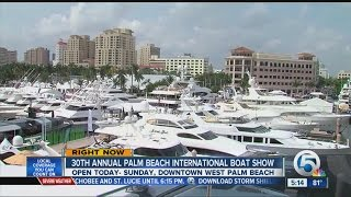 30th Annual Palm Beach International Boat Show