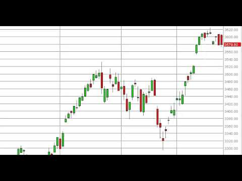 NASDAQ Technical Analysis for July 25, 2013 by FXEmpire.com
