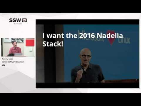 Lessons learned: ASP.NET Core 1.0 + Docker in Production - Jeremy Cade