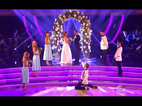 DWTS 18 WEEK 6 : Amy Purdy and Derek - Jazz -  Dancing With The Stars 18 Episode 6 (April 21st) klip izle