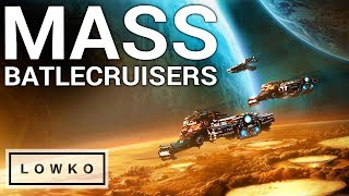 StarCraft 2: THE MASS BATTLECRUISER SWITCH!