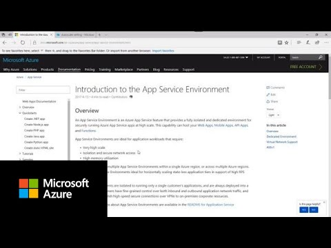 Azure Application Service Environments V2: Private PaaS Environments In The Cloud