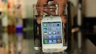 Waterproof Your iPhone? Liquipel Review